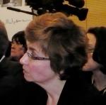 Catherine Giudicelli, lors des Etats généraux de la Justice (photo PhM)