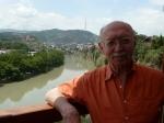 Ph.Madelin à Tbilissi, juin 2009